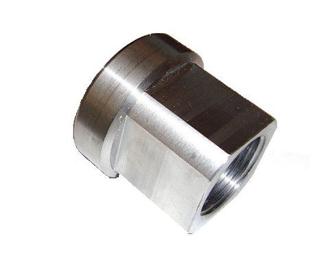 "1 1/4-12 SQUARE Tube Insert -  For 1.5"" Tube ID LH"