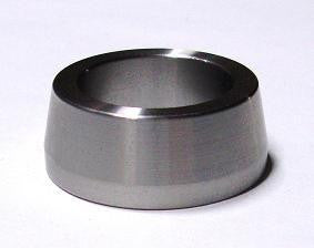"Misalignment Spacer 7/8"" ID Zinc"