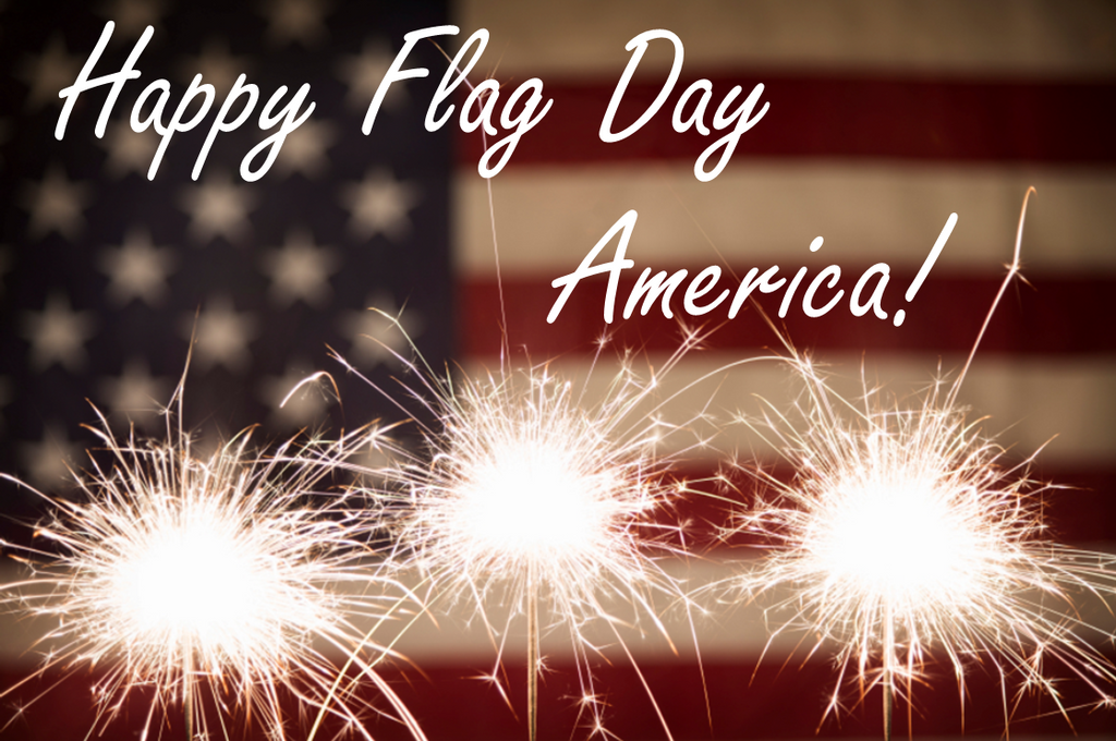 Happy Flag Day America...