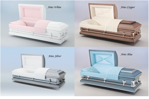 Casket Package - Aries Package
