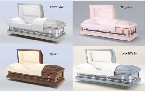 Casket Package - Bronze Package