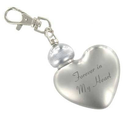 Keepsake Collection Cremation Key Chains