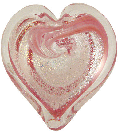 Celebration Ashes by Glass Eye Studio - Giant Heart Memorials