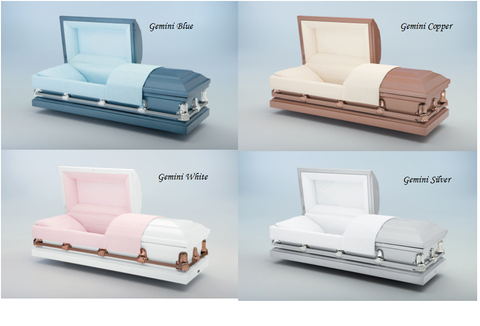 Casket Package - Gemini Package