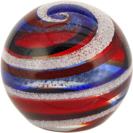 Celebration Ashes by Glass Eye Studio - Standard Globe Memorials