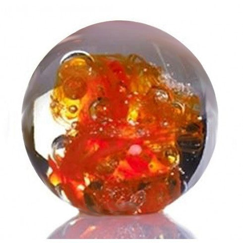 Cremation Keepsake Collection - Glass Globe Urn