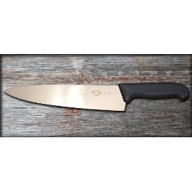 "10"" Victorinox: Straight Chefs Knife"