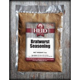 Bratwurst Seasoning (50 lb batch)