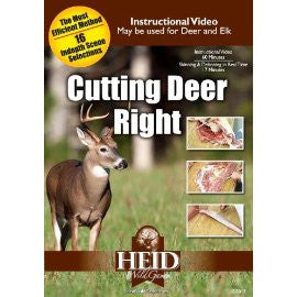 Cutting Deer Right