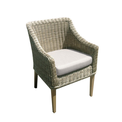 Dining Chairs Tables Backyard Wicker