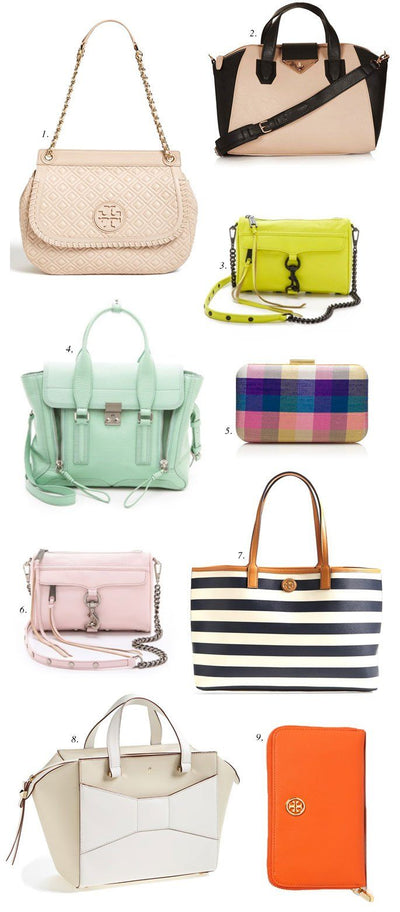 Currently Craving: Spring Handbags...