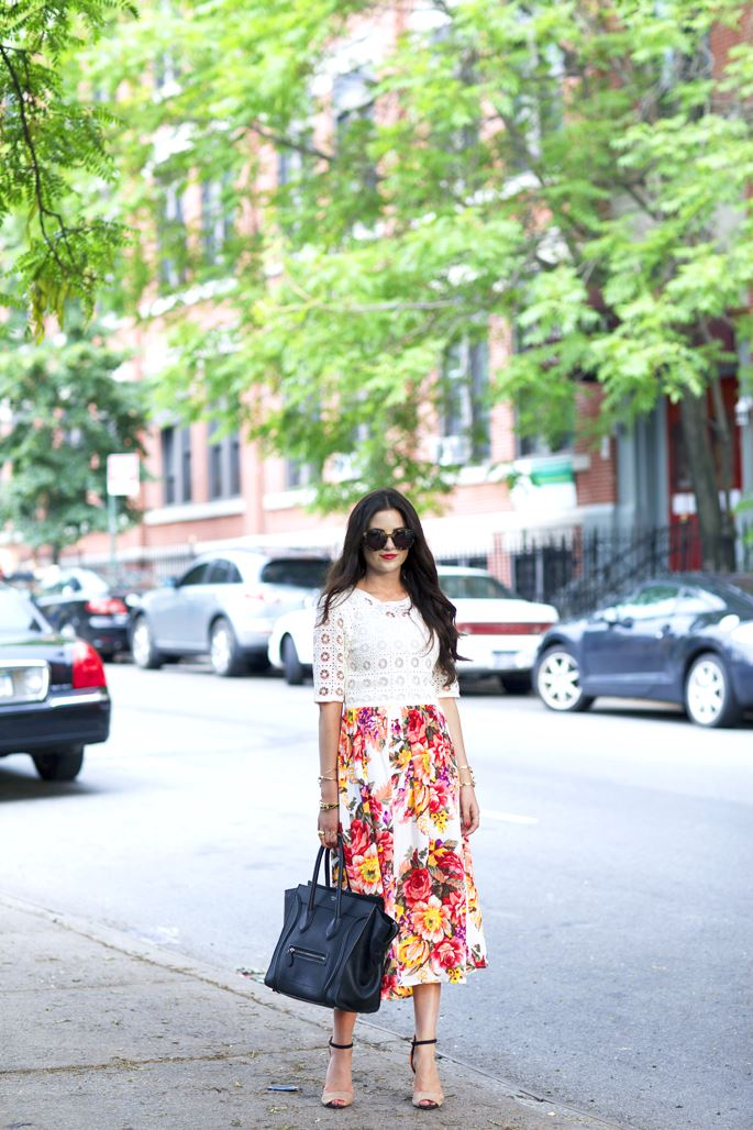 Florals In The City...