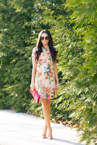 Ladylike in Floral...