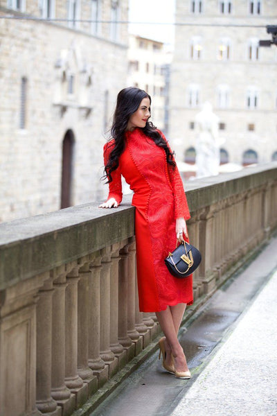Ladylike in Florence…