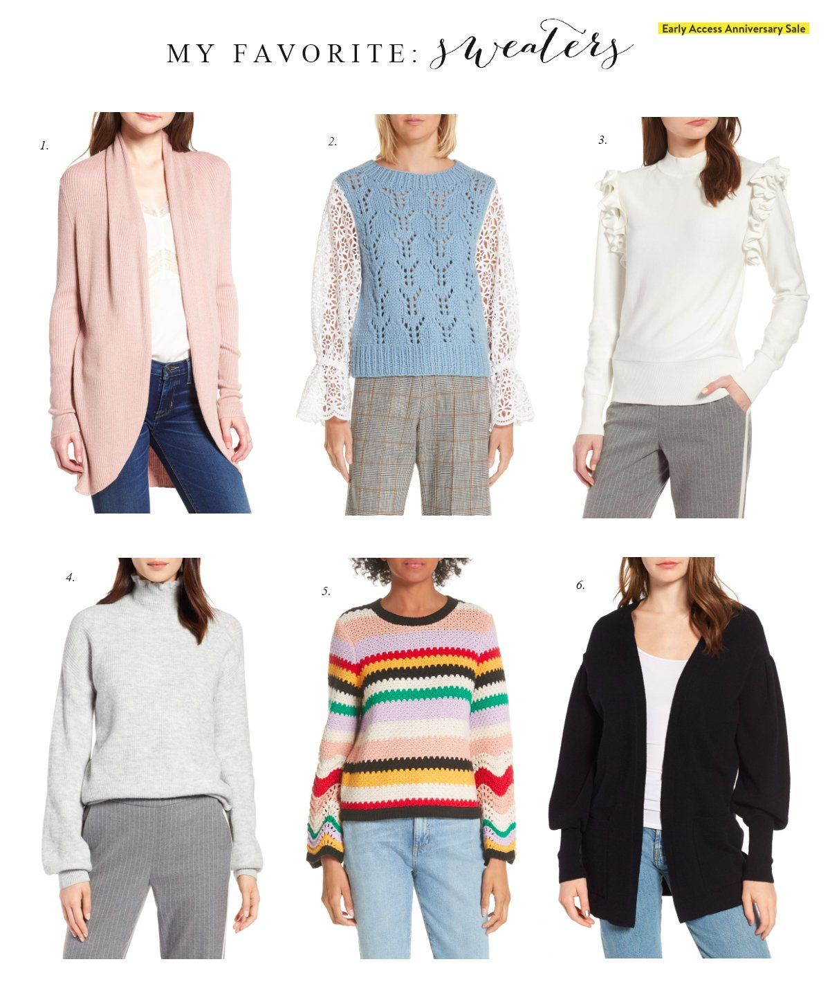 My Favorites From The Nordstrom Sale...