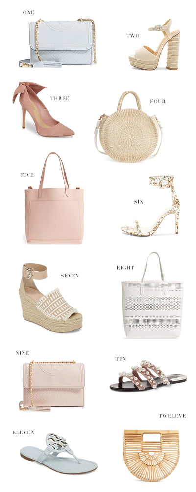 My Top Picks for Spring Bags and Shoes...