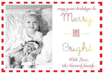 Order your Christmas Cards from Pink Peonies...