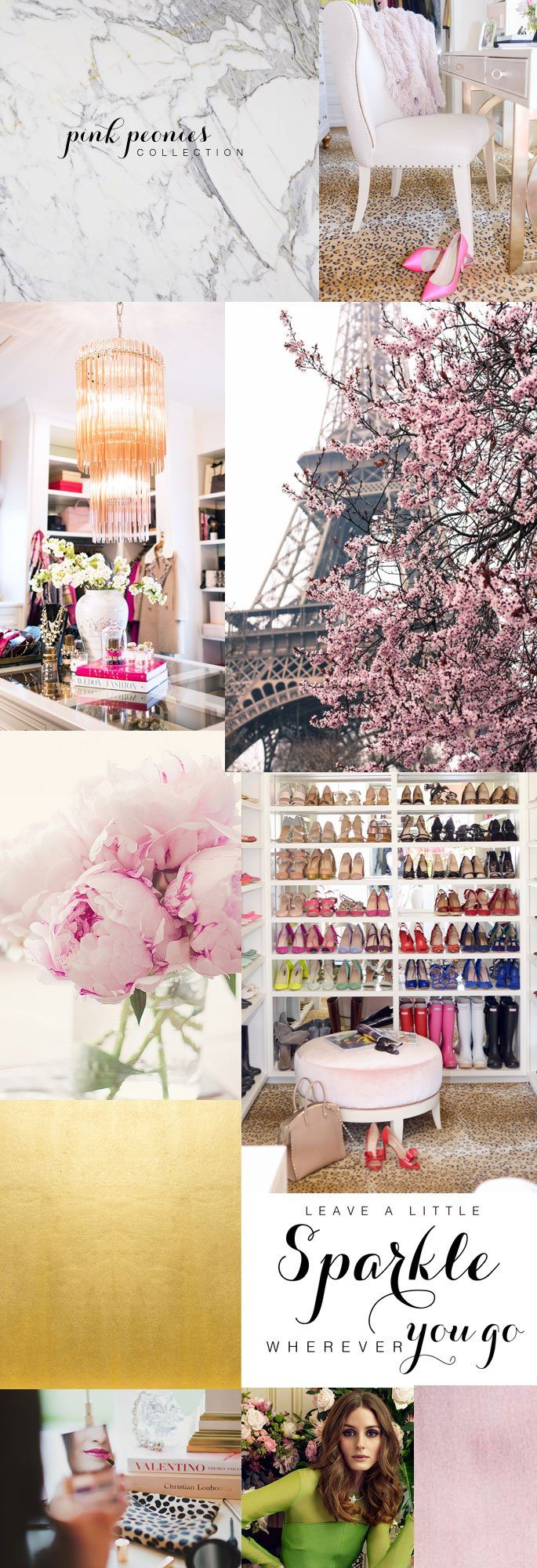 Pink Peonies Collection: Inspiration…