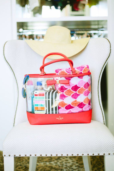 What's In My Beach Tote...