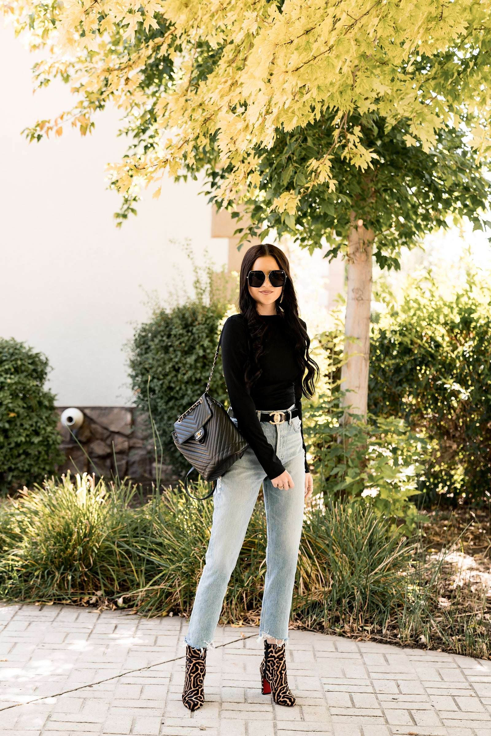 Effortless Fall Outfit Idea