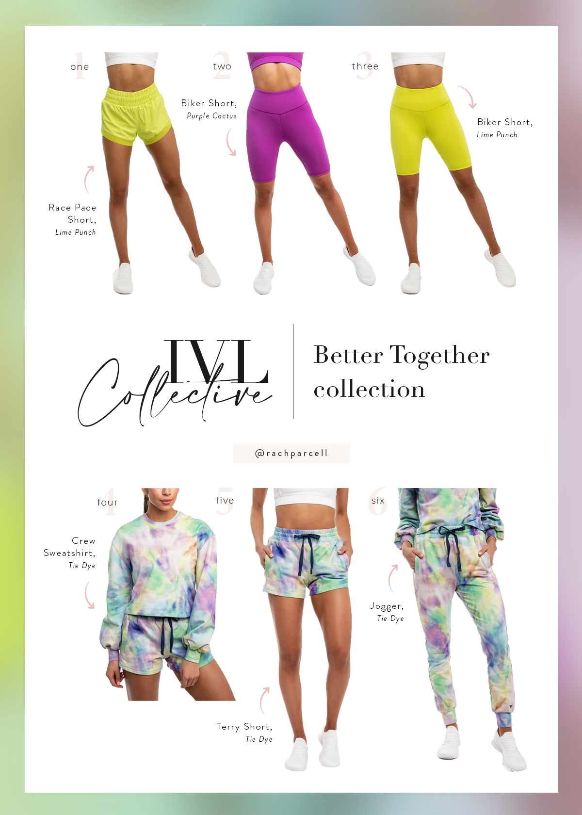 IVL Collective Better Together Fitness Collection