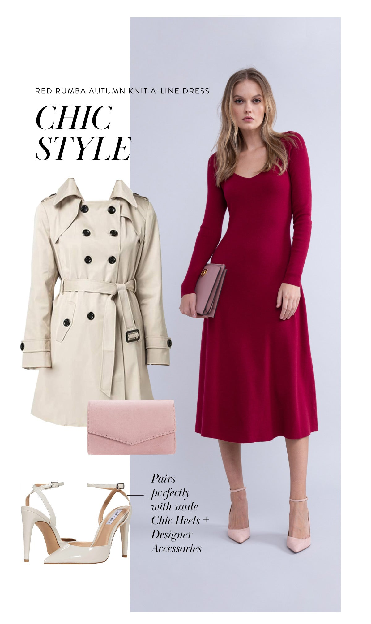 Styling Sweater Dress for Fall