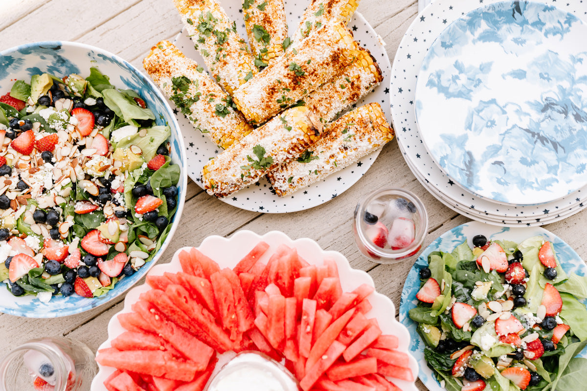 Quick and Easy 4th of July Recipes Sides