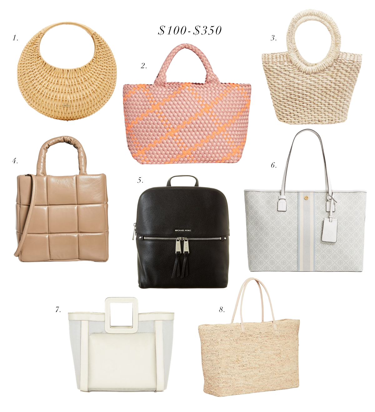 Rachel Parcell Spring Bags