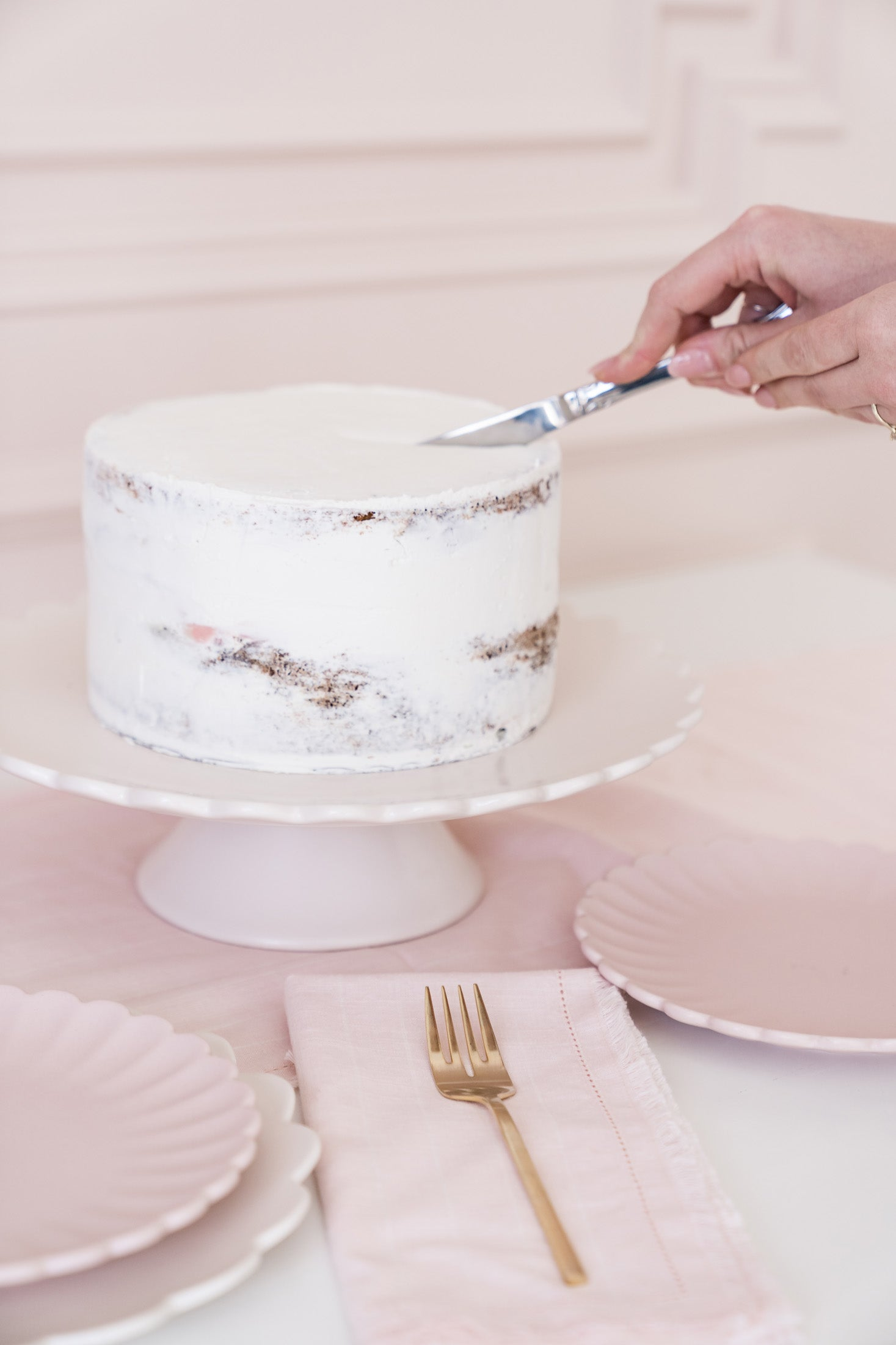 Rachel Parcell Cake Stand