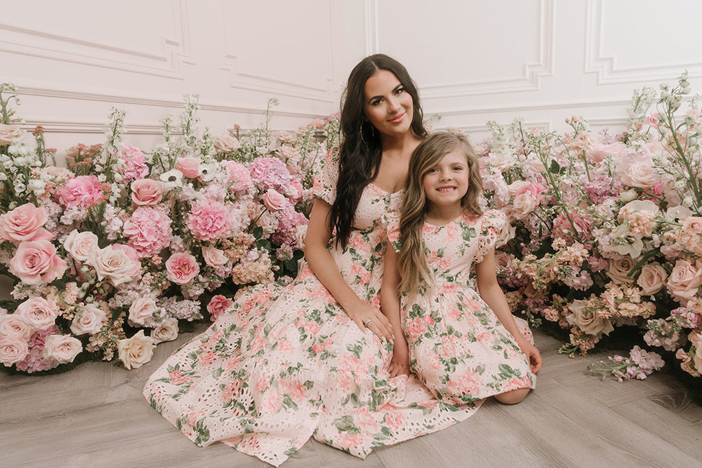 Rachel Parcell Spring Mommy and Me Dresses