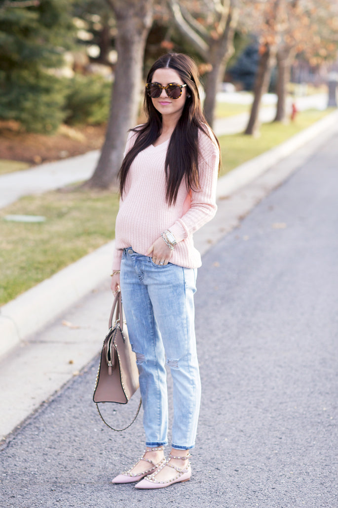 casual-maternity-style