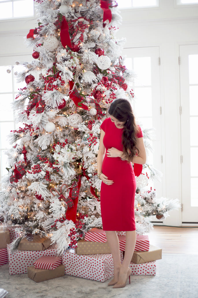 christmas-red-holiday-party-dress