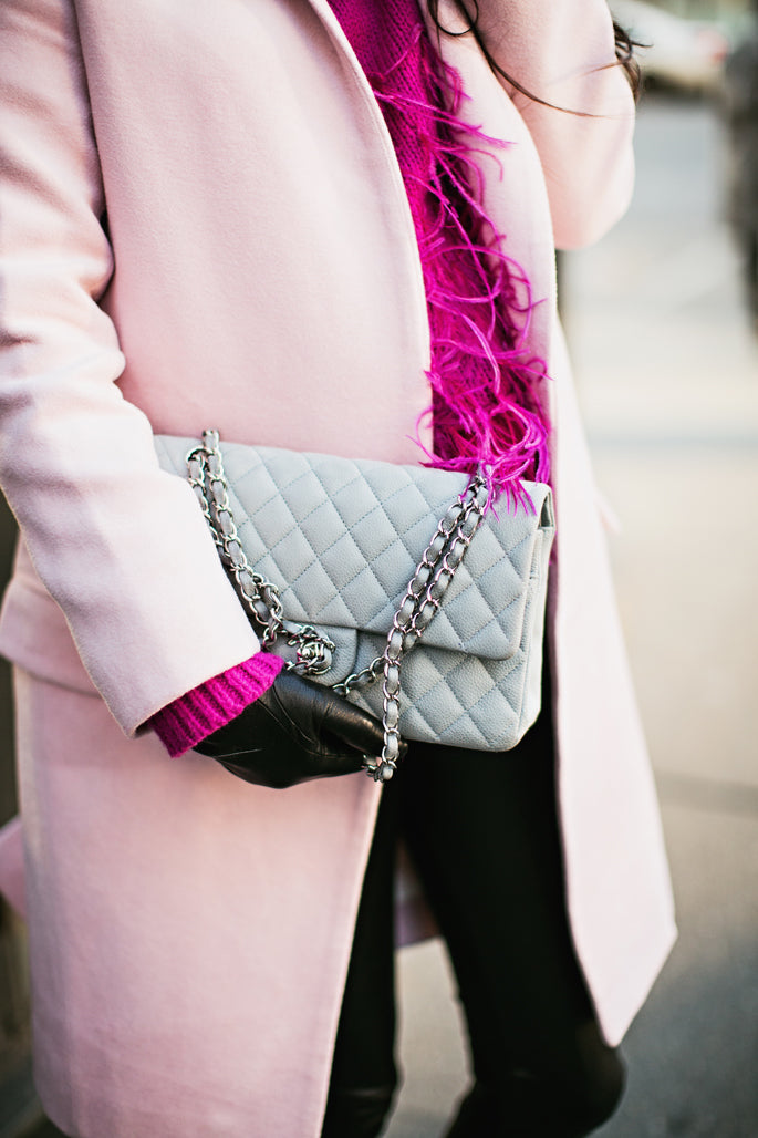 grey-quilted-chanel-bag