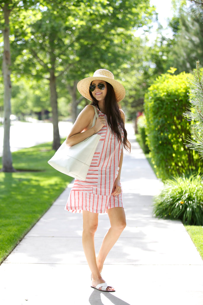 old-navy-red-and-white-dress