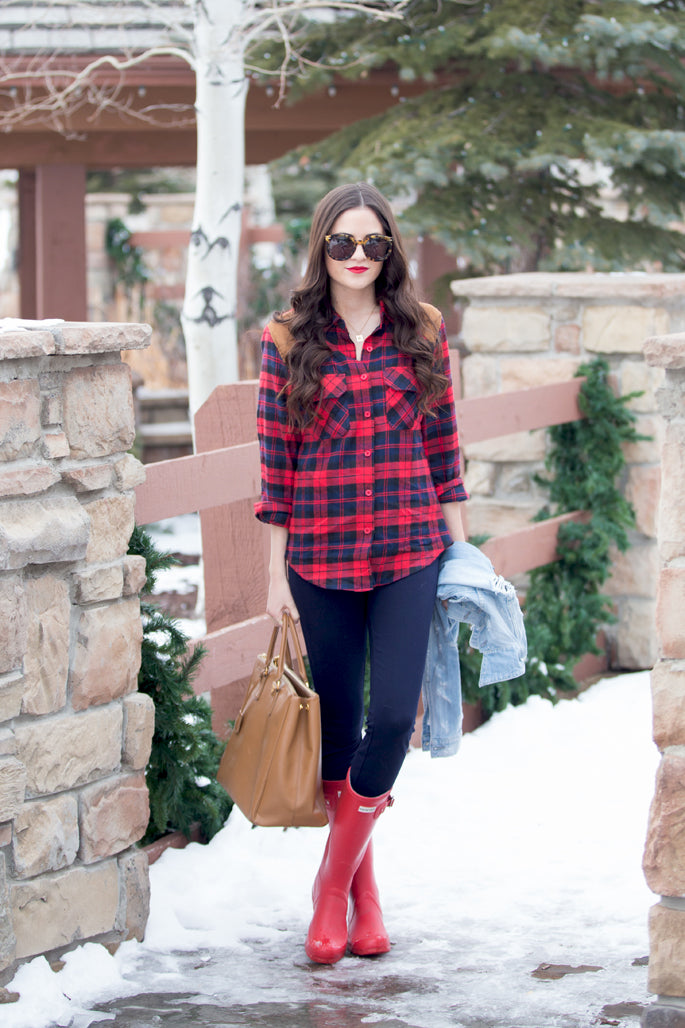 red-plaid-christmas-button-up