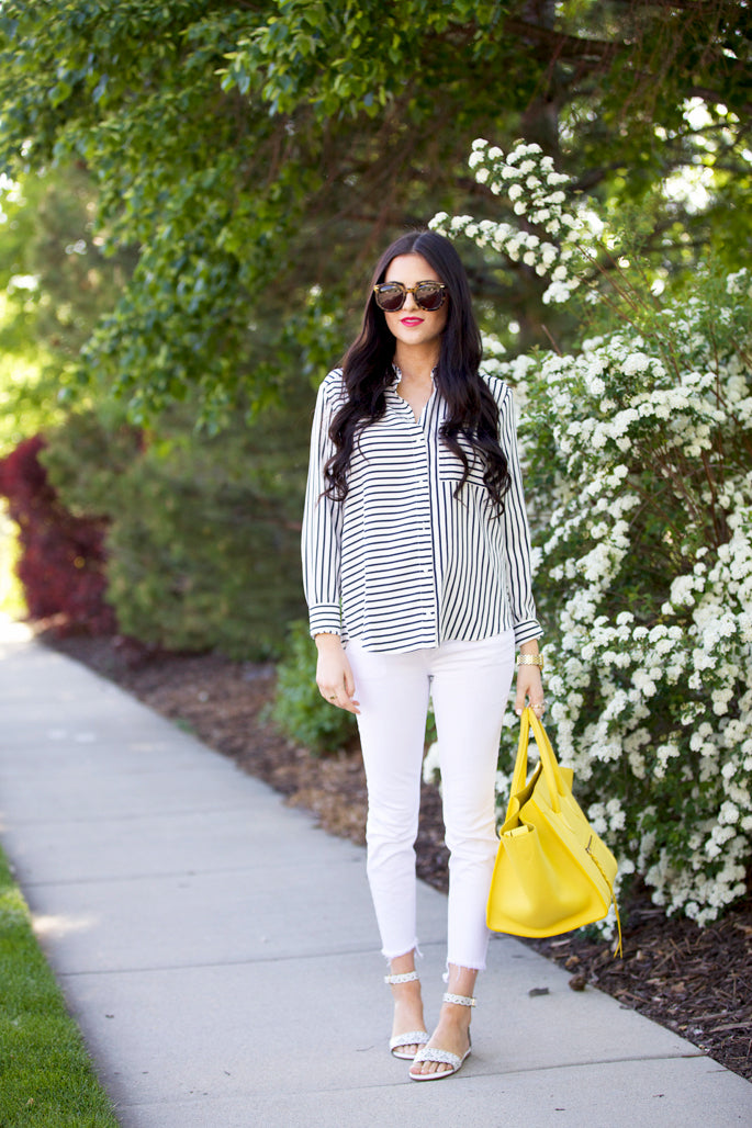 topshop-striped-blouse