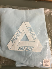 Palace Fast Heavyweight Chill Blue L/S