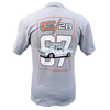 C/28 Tee - Light Gray