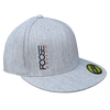 Foose Heather Gray Flat Brim