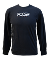 Foose Original Long Sleeve Tee - Black