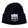 Girly Vintage Foose Beanie - Black