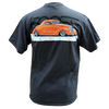 Orange 36 Ford - Dark Heather