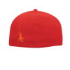 Foose Red Flat Brim