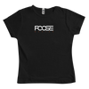 Youth Girls Foose Original Tee - Black