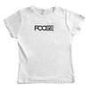 Youth Girls Foose Original Tee - White