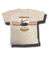 Youth Motor Oil Tee - Sand