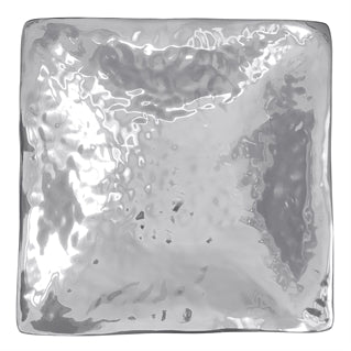 Shimmer Square Oval Centerpiece Bowl
