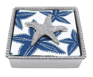 Starfish Napkin Box
