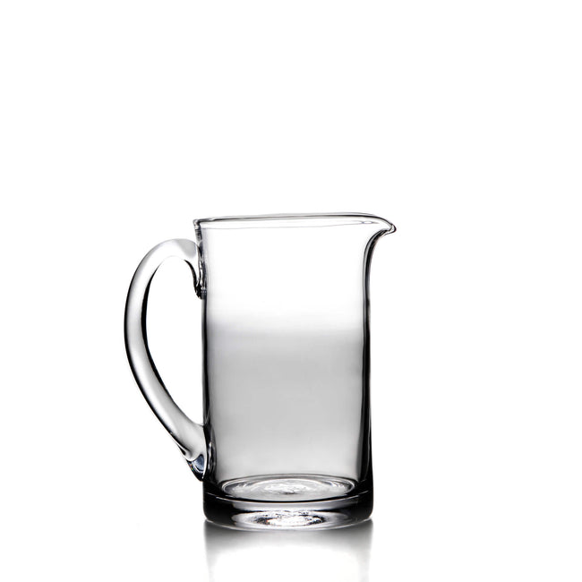 Asctney Glass Pitcher, Medium