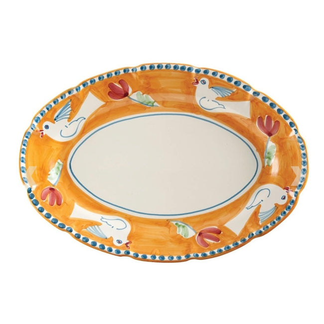 Campagna Uccello Platter